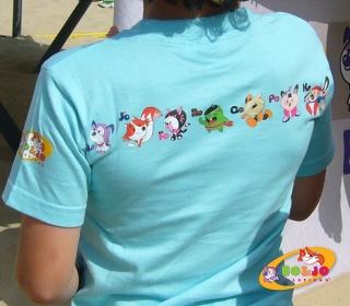 T-Shirt Bleu enfant