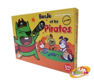 Bo & Jo et les Pirates